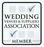 We are proud members of the Wedding Venues and Suppliers Association. They select only the finest wedding suppliers, guaranteeing total peace of mind.