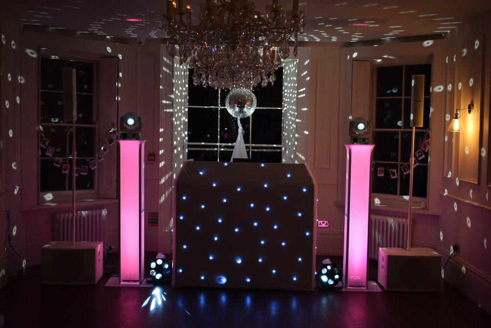 Wedding DJ Hire Nottingham, Derby, Leicester, East Midlands