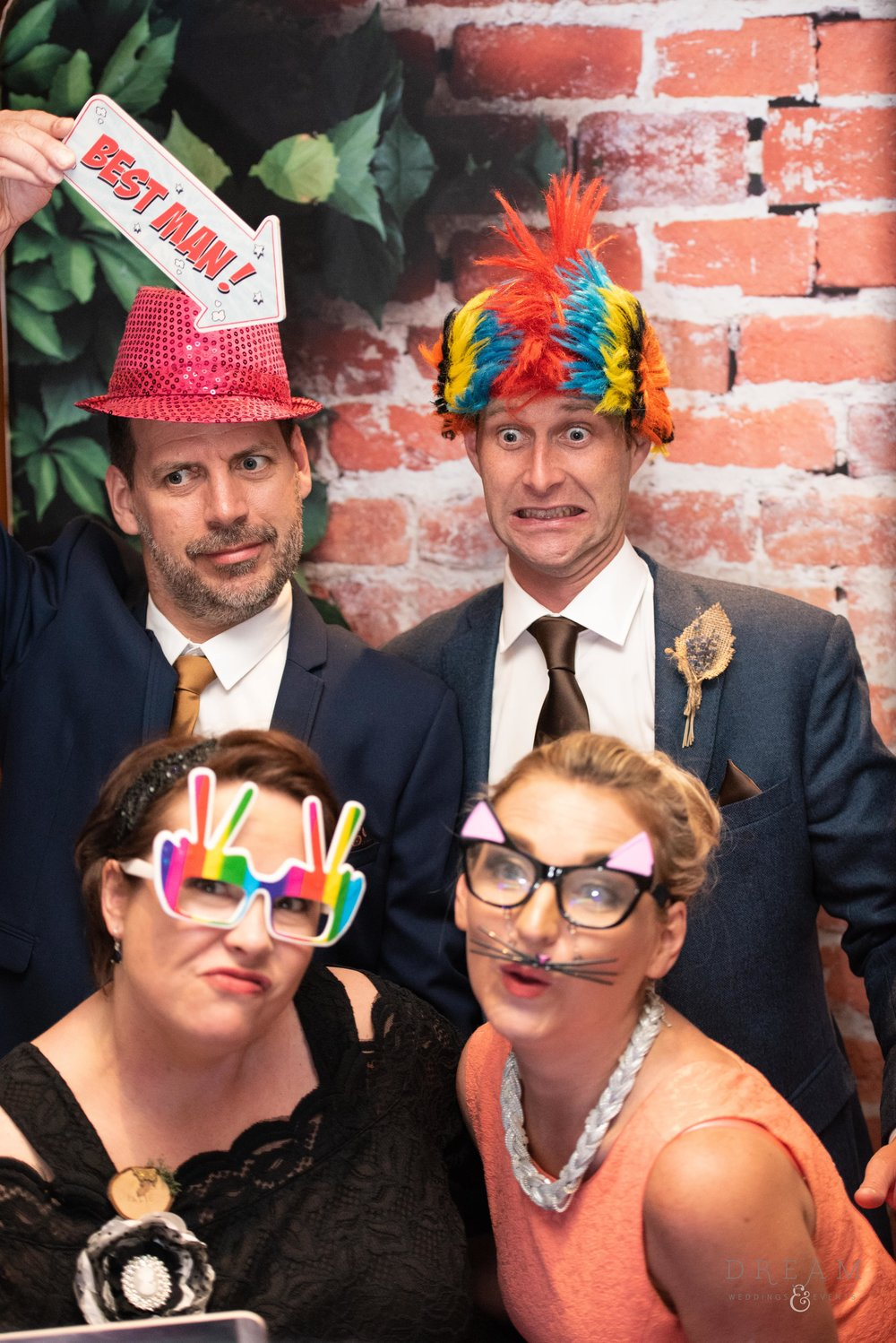 Corporate Event Magic Mirror Photo Booth Hire Nottingham, Derby, Leicester, East Midlands.