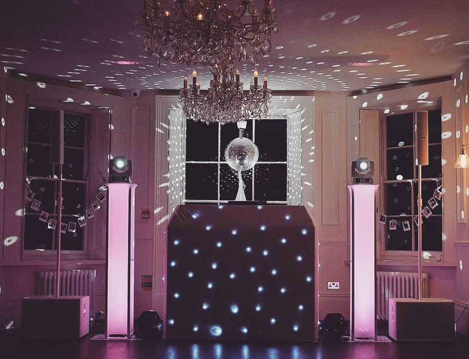 Wedding DJ Nottingham- The Old Vicarage Boutique Hotel