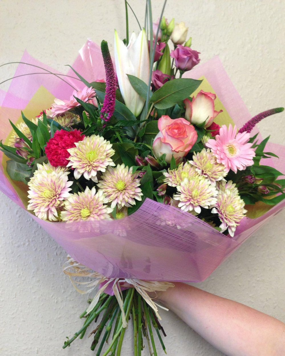 HAND TIED - from £25