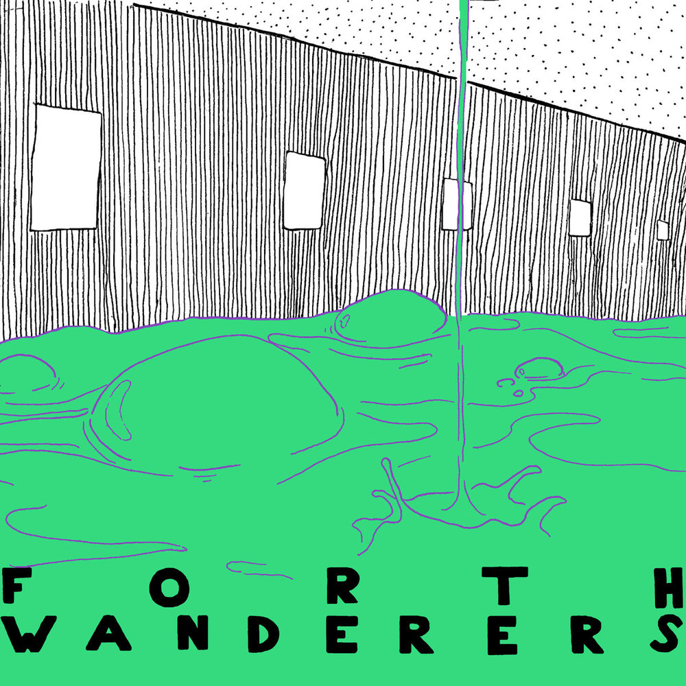 Forth Wanderers - Slop EP  Recording / Mixing