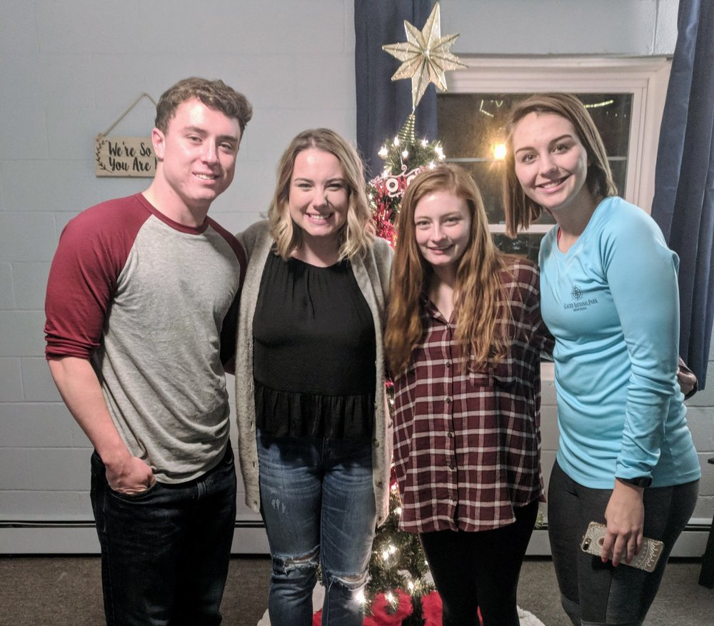 Congratulations to the newest brothers of the Alpha Theta Chapter! - 3 December 2017We are so excited to welcome our newest initiates to our chapter!From left to right: Matt, Hannah, Amy, Delayne