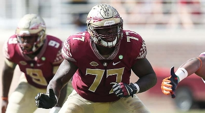 Florida State T Roderick Johnson (Mike Ferguson/Athlon Sports)