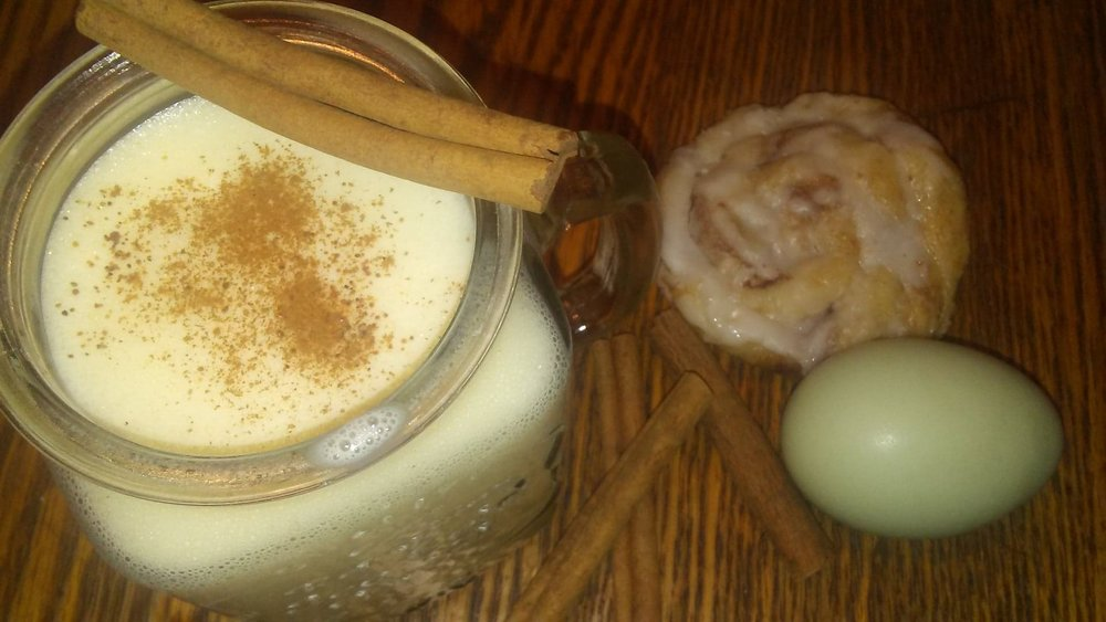 finished eggnog with egg and roll.jpg