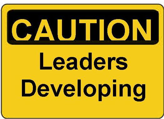 Leaders developing