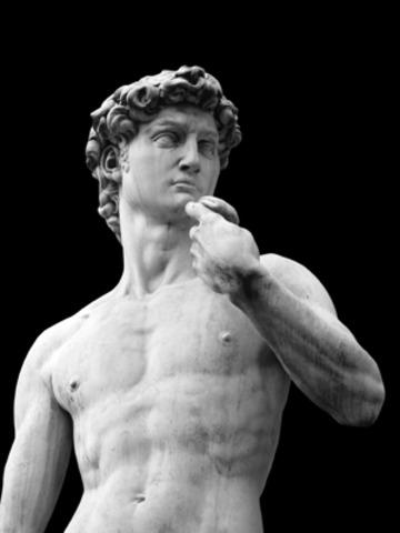 king_david_statue