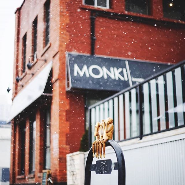Announcement! We will be closed this Monday & Tuesday (10th & 11th) in order to film a new segment for FOOD NETWORK CANADA! More to follow. Thank you for your patience! 🙏 #monkibusiness 🐒🐒🐒⠀⠀⠀⠀⠀⠀⠀⠀⠀ #monkibistro #foodnetwork #breakfastclub #brunchyyc #foodie #curiocitycalgary #dailyhiveyyc #datenightyyc #yycnow #avenuemagazine