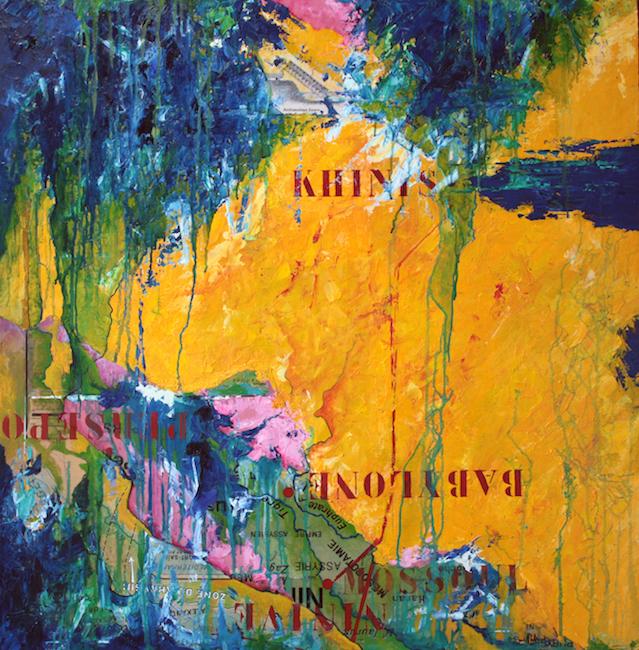 Le souffle du monde (peintures récentes)
