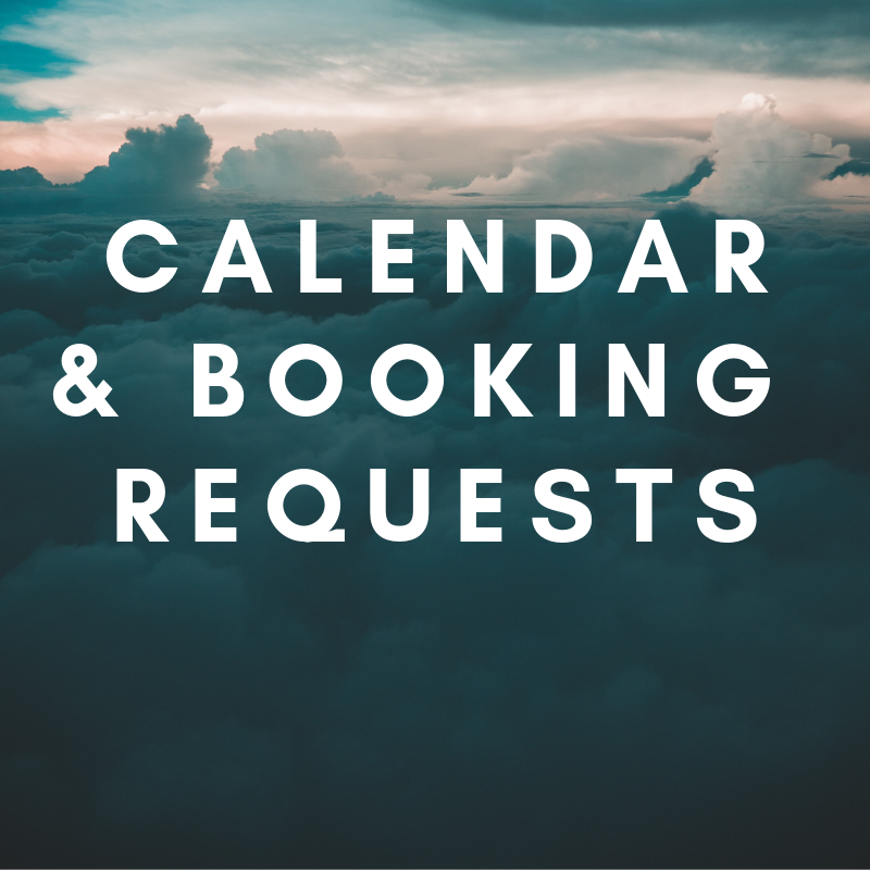 Calendar & Booking Requests