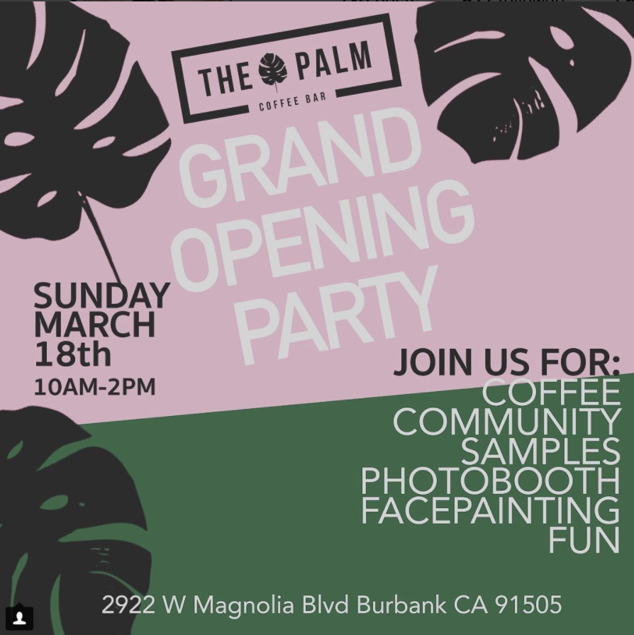 Come join us for our Grand Opening - Sunday March 18th 2018♥️10am-2pm