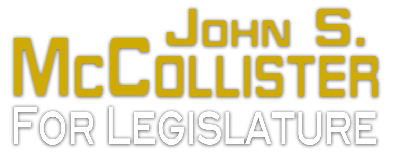 John McCollister for Legislature
