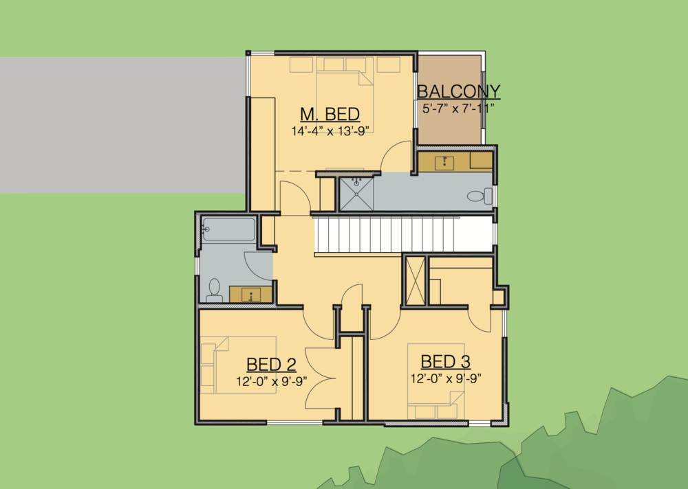 2nd Plan - 1405 Alamo St.jpg