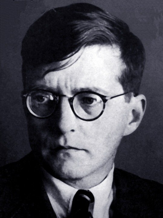 """Continue along your mistaken path."" - Dmitri Shostakovich, to Sofia Gubaidulina"