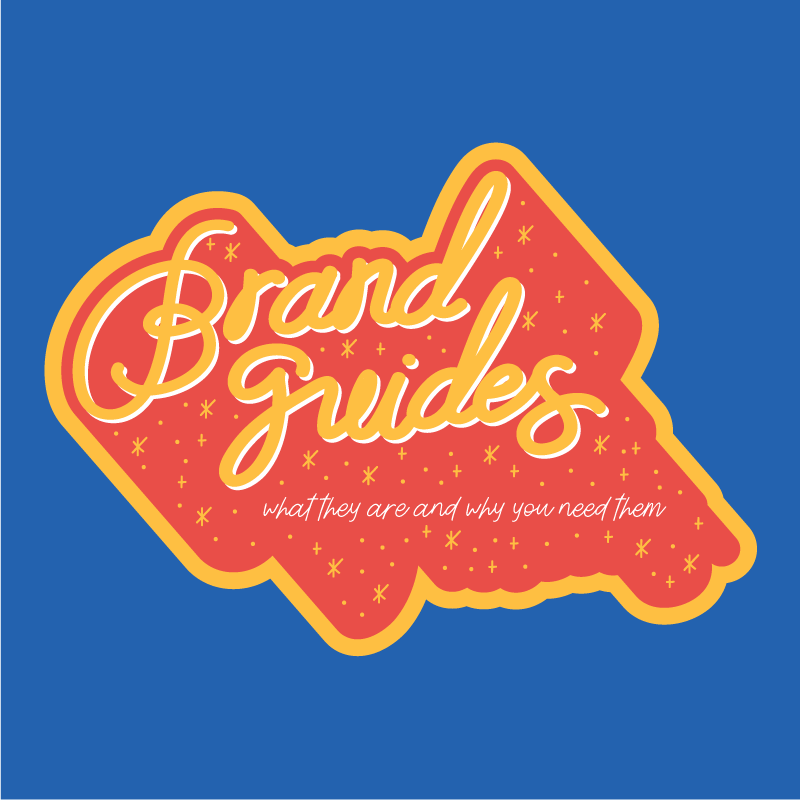 Brand Guides what they are and why you need them