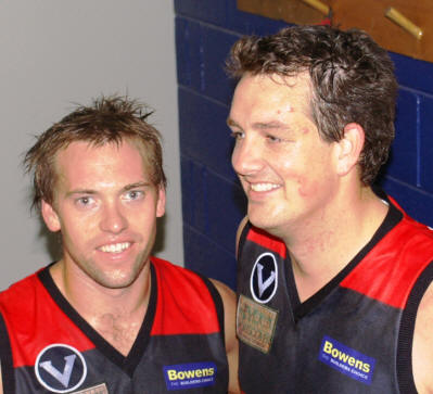 UTILITY DUSTIN LLOYD and RUCKMAN NICK BYE