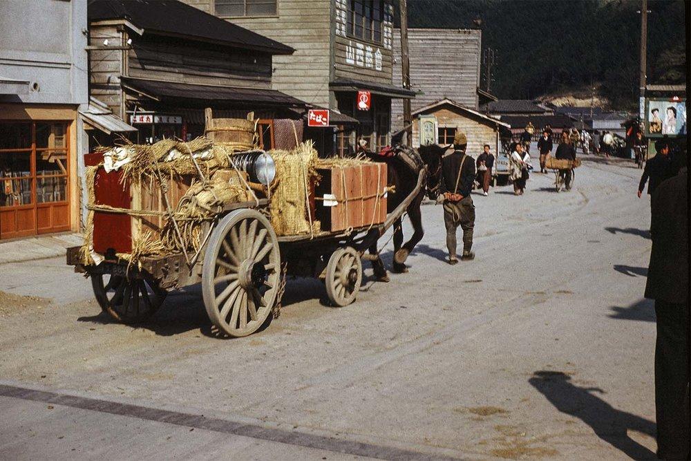#9 Horse Cart