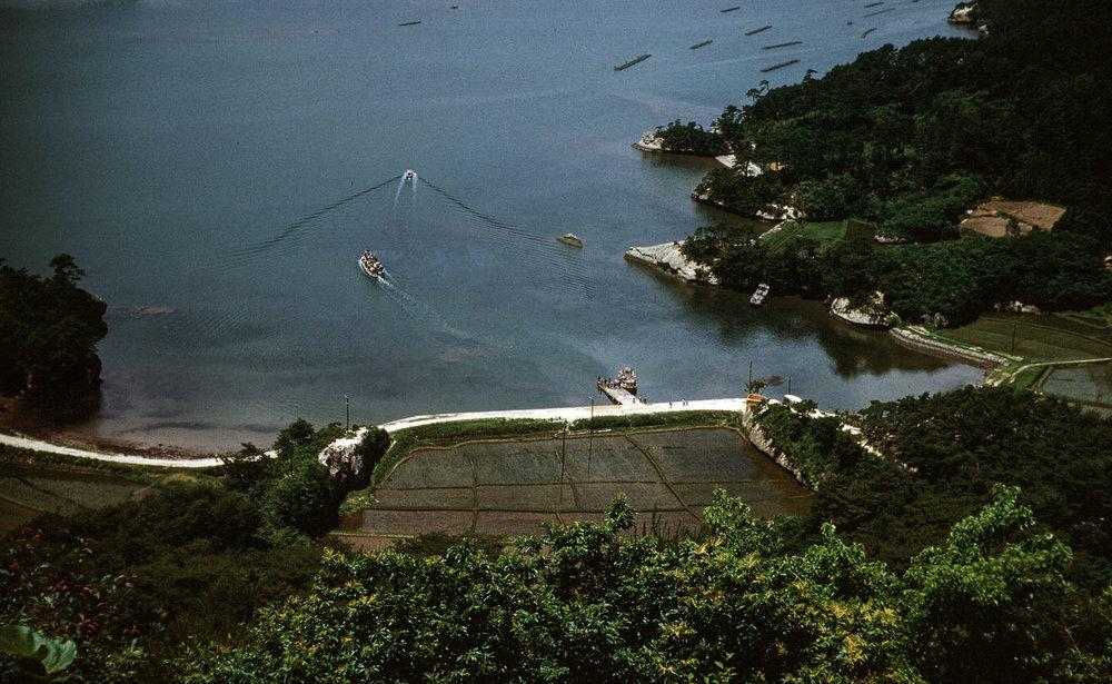 139- Boat Landing Near Sato