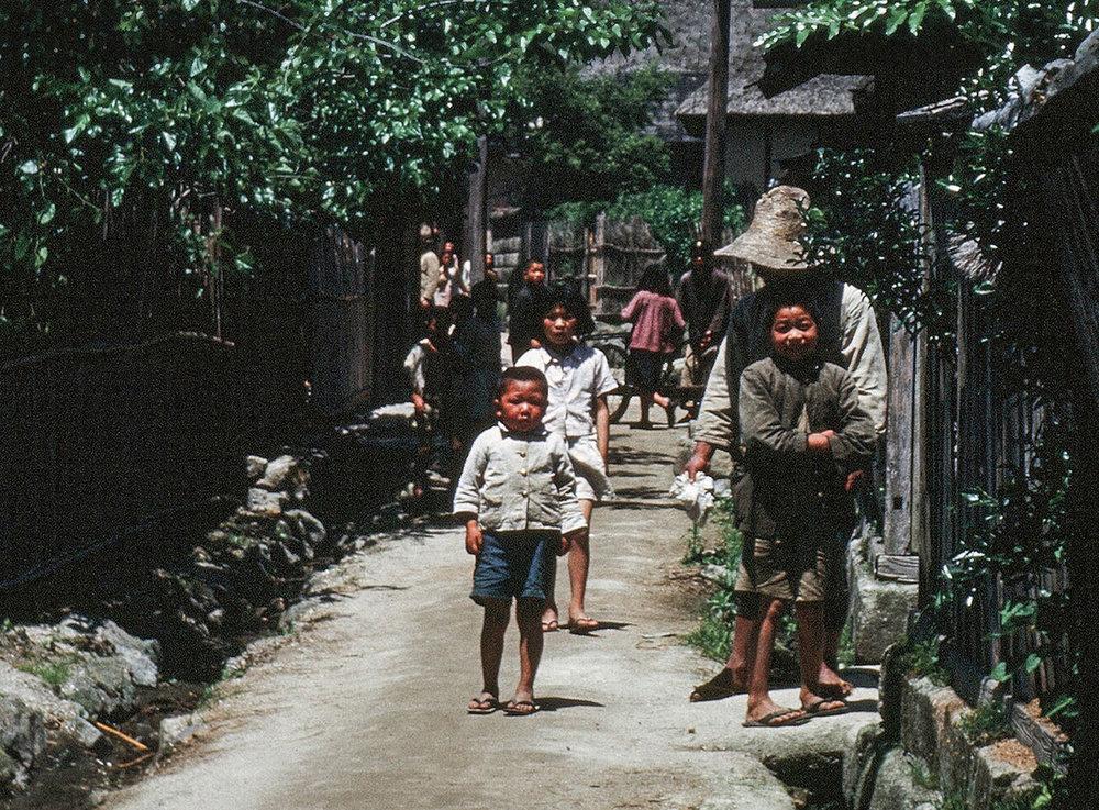 136- Sato Village Street