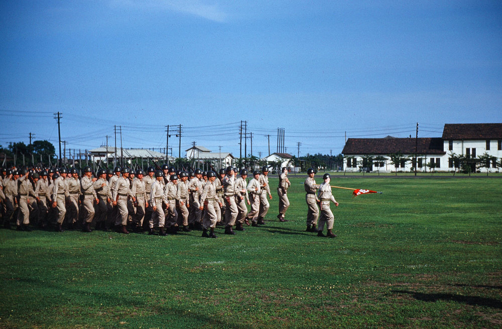 235- Marching in Formation