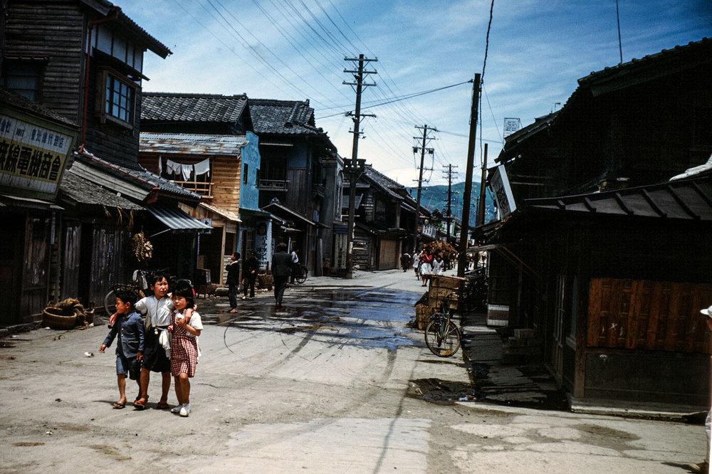 20- Ishinomaki Street Scene