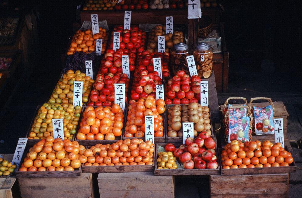 10- Fruit Stand Ishinomaki