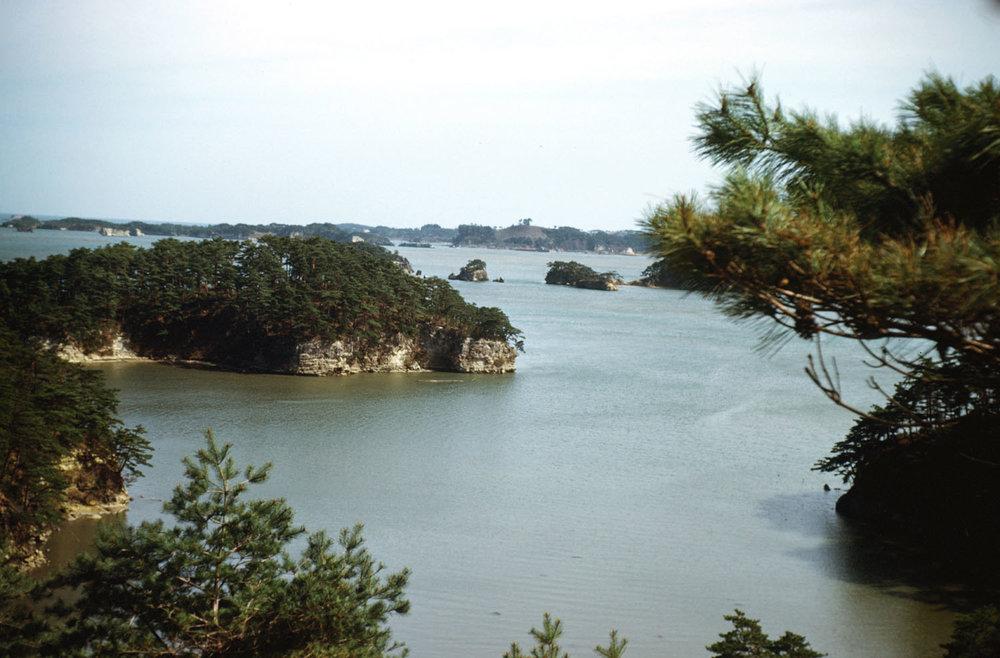 261-Matsushima Bay