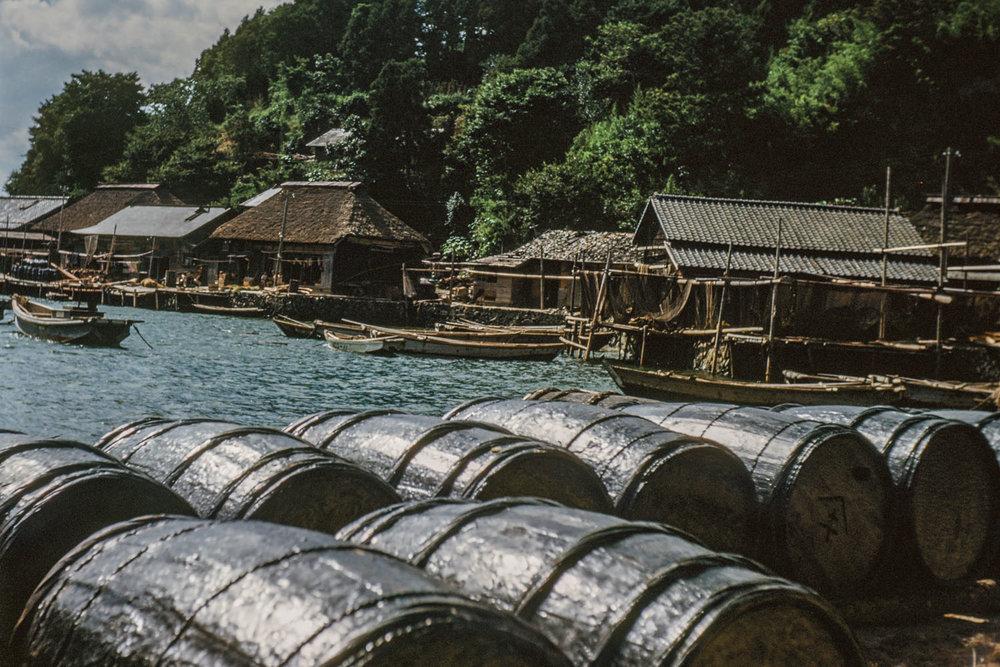 303- Barrels for ?