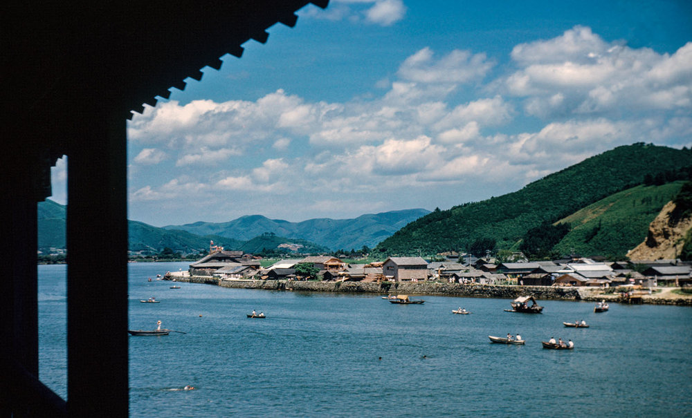 422-Kyukitakami River, near the island
