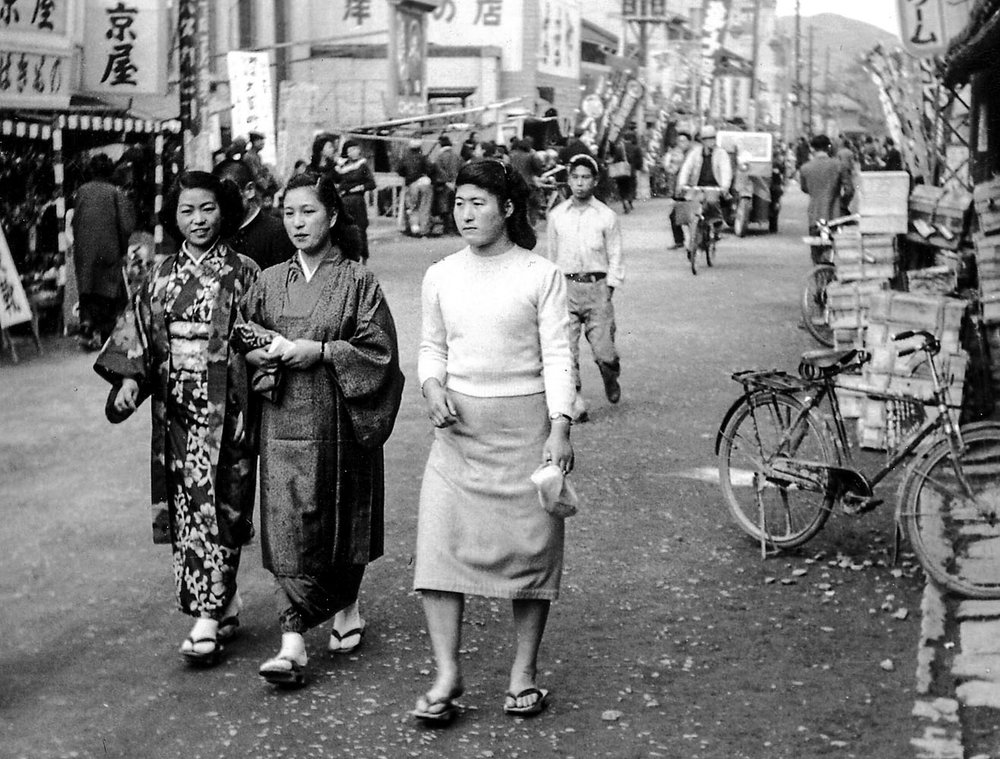 438-Different Eras of Dress, Verify that this is Ishinomaki?