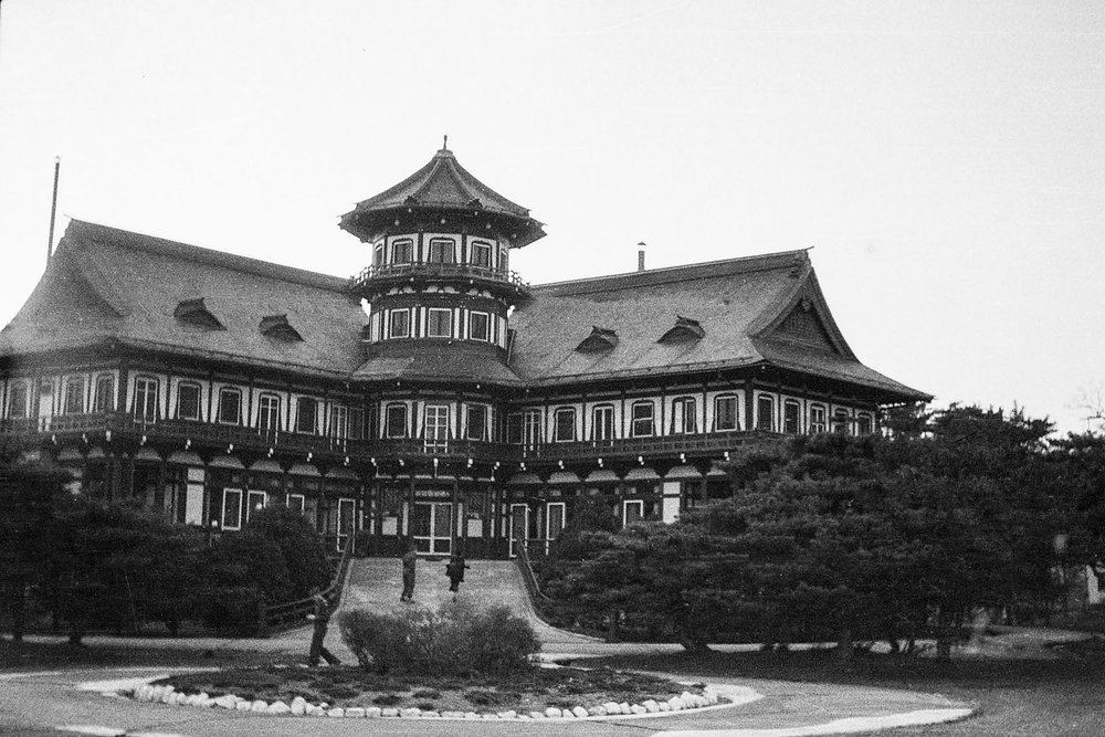 516- Hotel? Matsushima