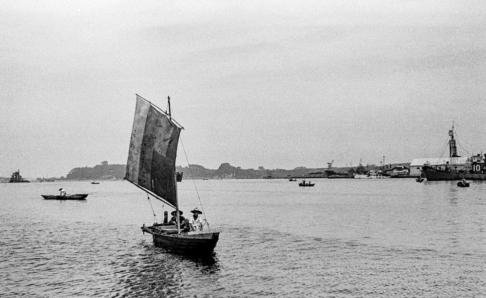558- Sail Boat