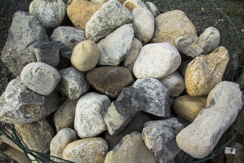 "6-10"" River Boulders"