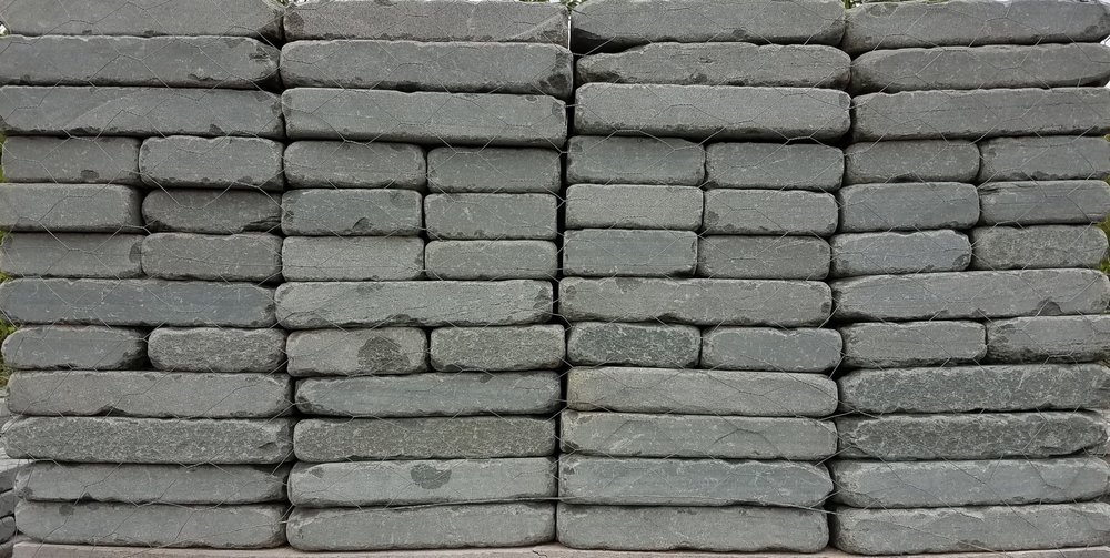 Tumbled Bluestone Pavers