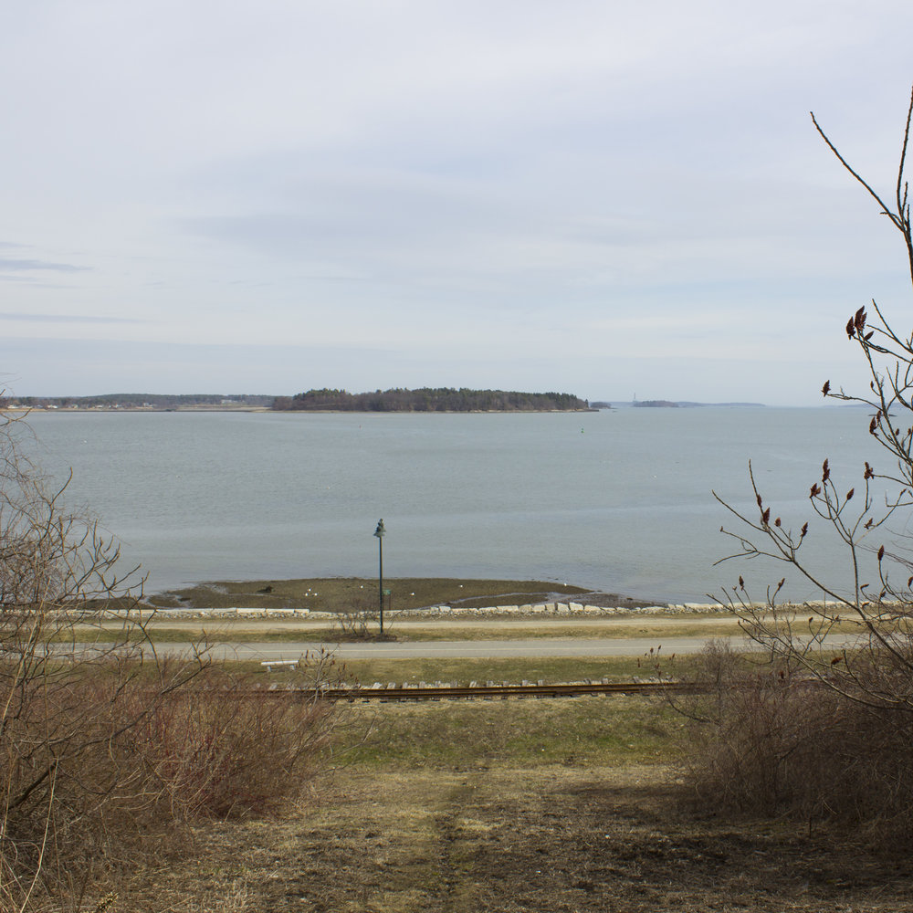EASTERN PROMENADE MIDSLOPE TRAIL -
