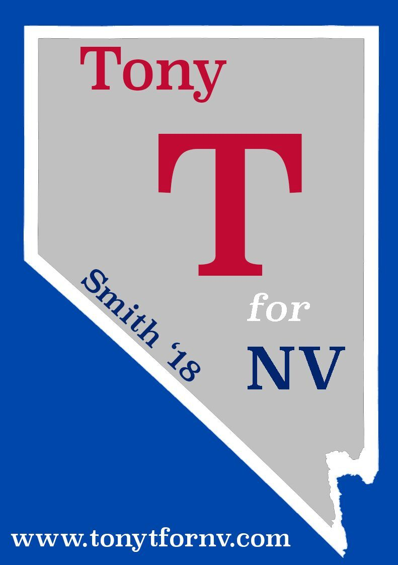 Tony T for NV