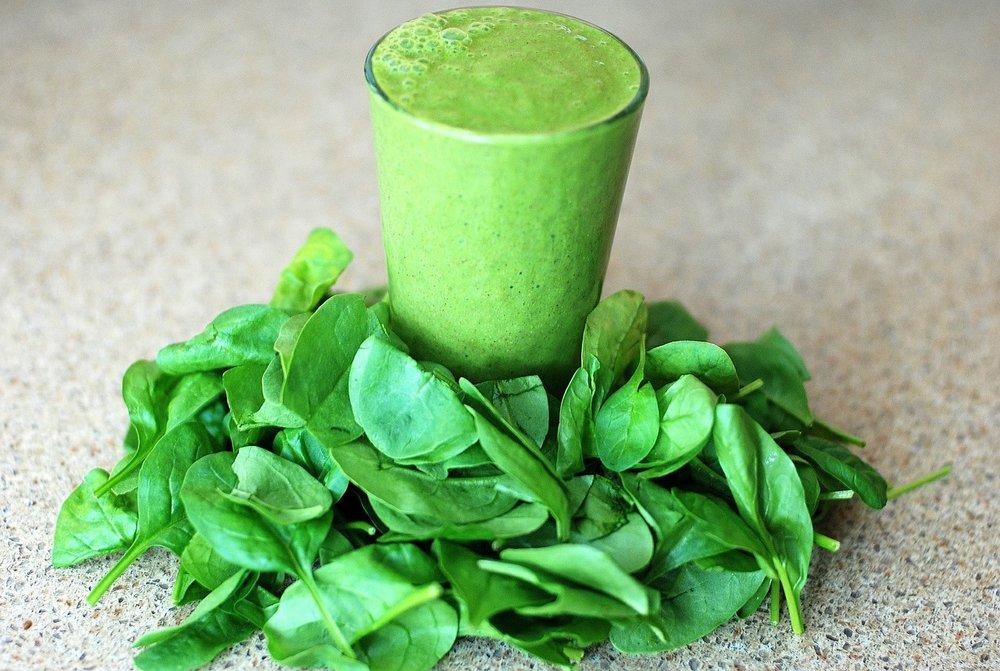 greens-dinner