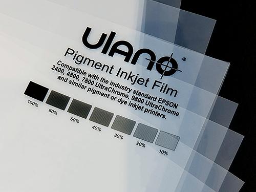 Pigment Inkjet Film -