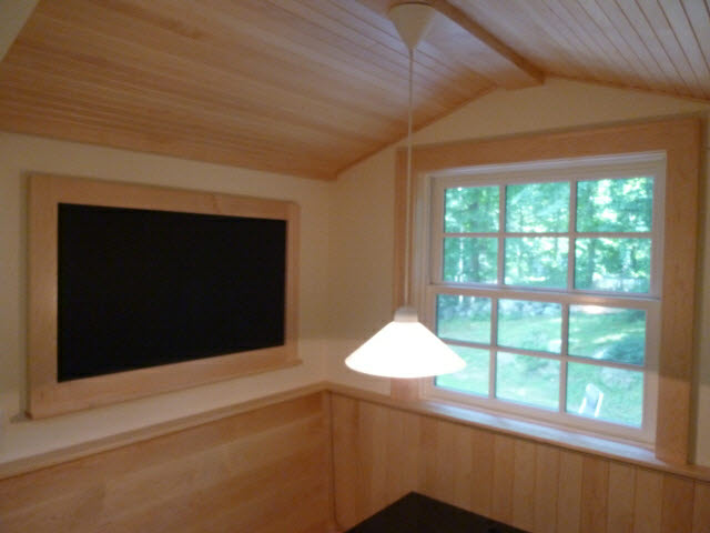 custom-framed-chalk-board-on-wall-of-built-in-hard-maple-breakfast-nook-2.jpg