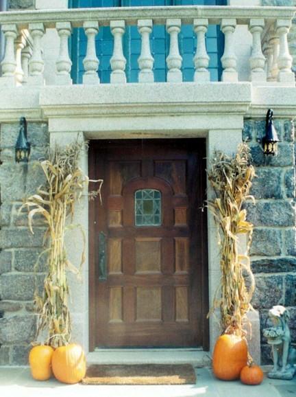 Custom Exterior Door - Residence