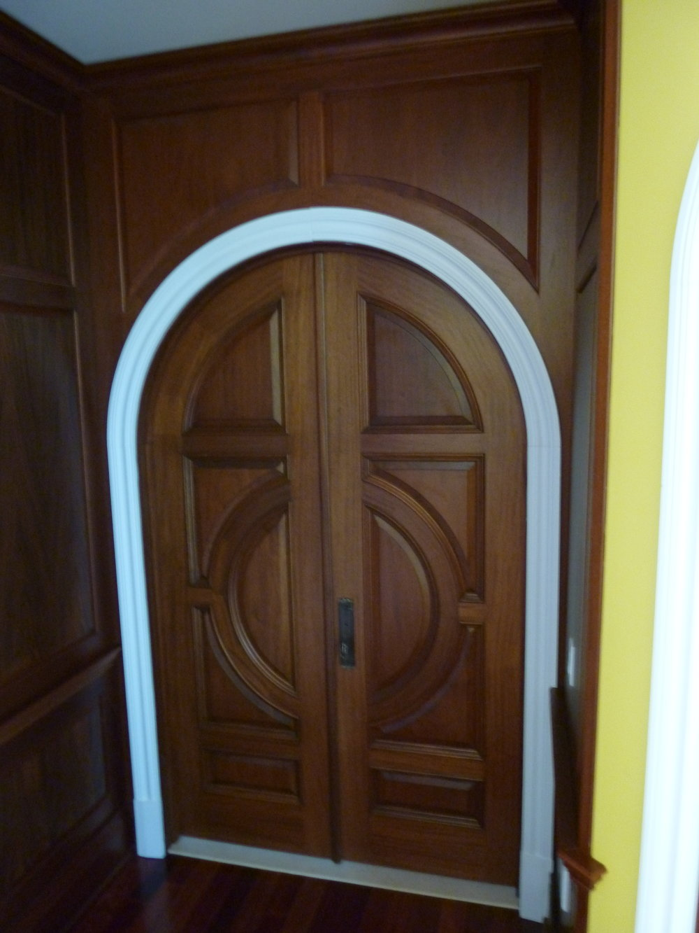 balmville_mahogany_door_4.JPG & Braga Woodworks \u2014 Custom Doors \u0026 Elevator Interiors