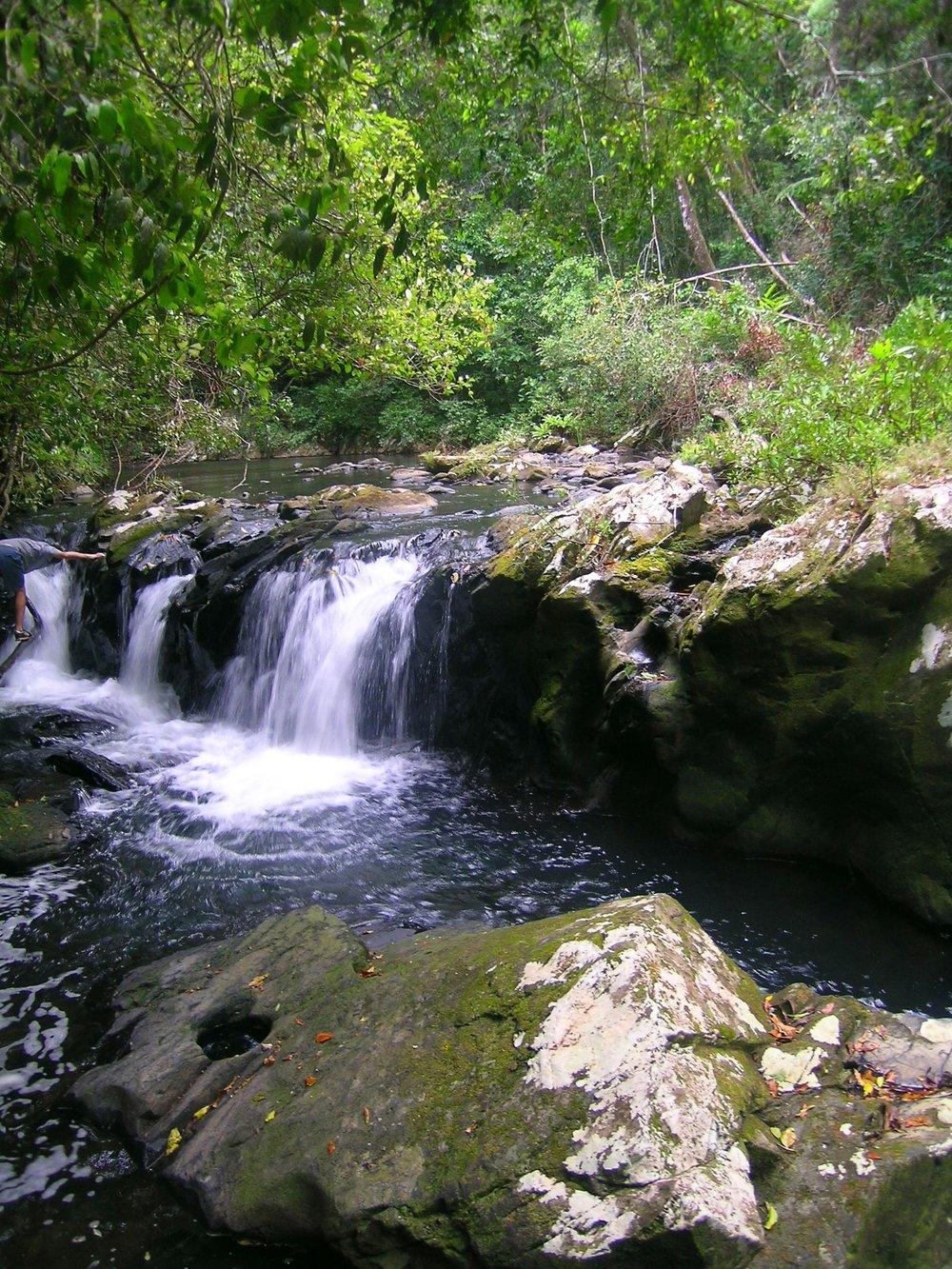 Creek Access