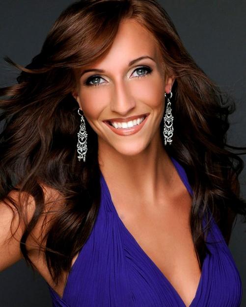 Robin Bonner Miss Rhode Island 2011
