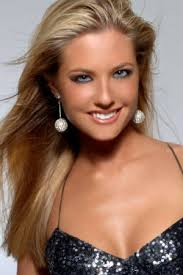 Ashley Bickford Miss Rhode Island 2007 Swimsuit Preliminary Winner