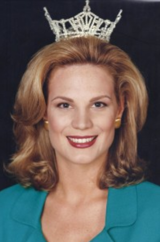 Kelly Jo Roarke Miss Rhode Island 1997 Non Finalist Talent Winner