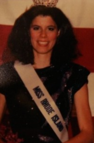 Jenna Wims Miss Rhode Island 1988