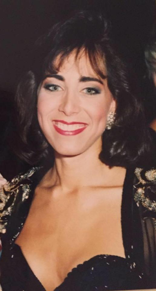 Debi Cutler  Miss Rhode Island 1991