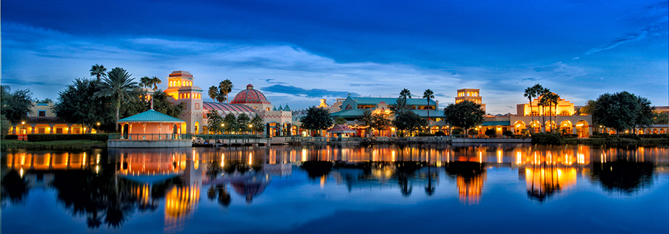 Disney's Coronado Springs Resort, Orlando, FL