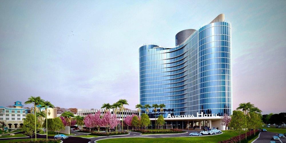 Universal's Aventura Hotel, Orlando, FL