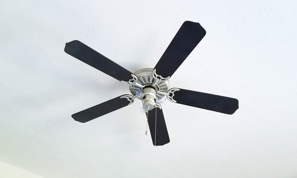 How To Makeover Your Ceiling Fan DIY: After
